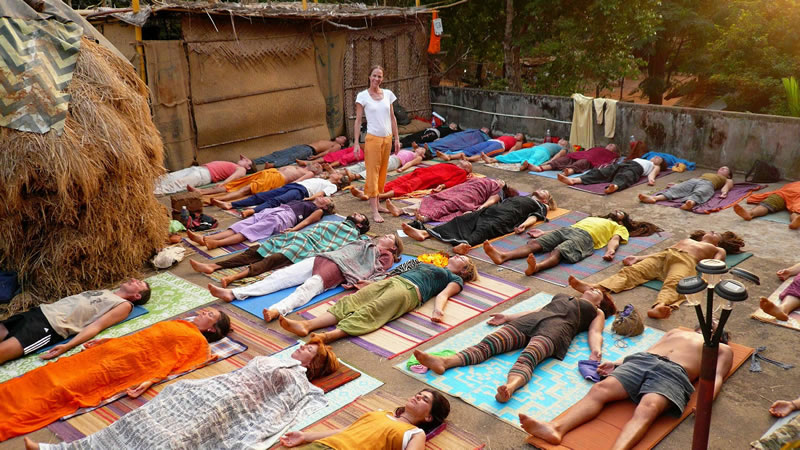 Yoga from the Heart India Studio