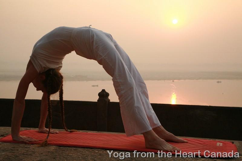 Sunrise at Ganges River, Varanasi, North India