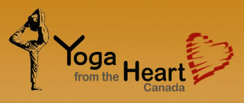 Yoga from the Heart Canada with Anne Parsonage